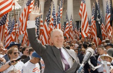 H Ross Perot - Political Rally