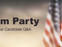 2020 Reform Party Presidential Q&A